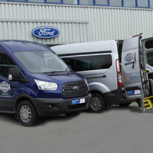 Ford disability cars from Cartwright Mobility