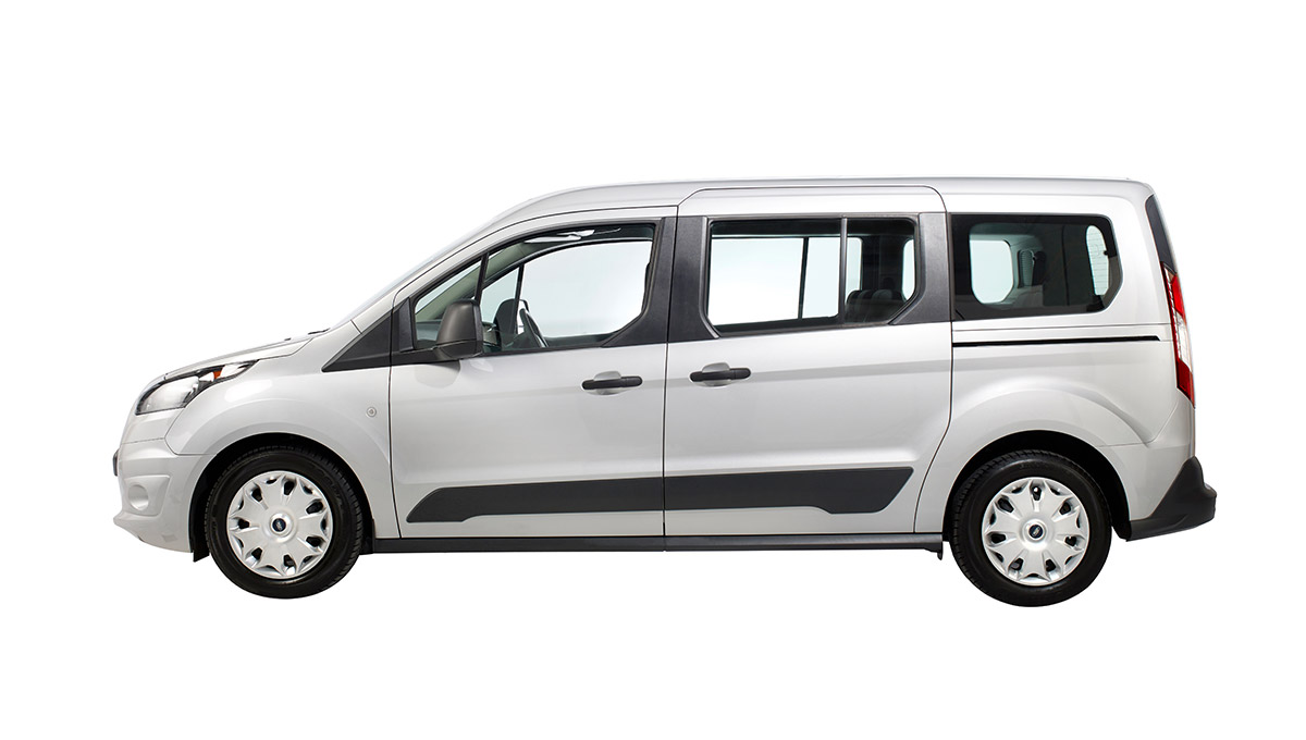 Ford Grand Tourneo Connect side view