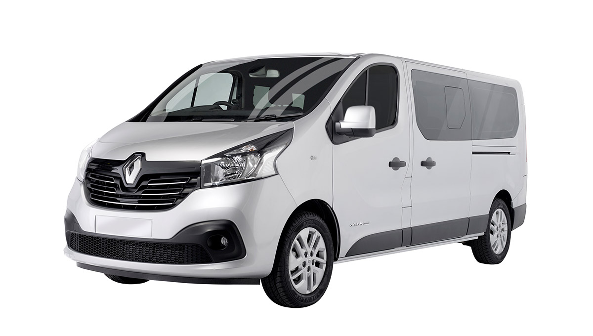 Renault Trafic WAV from Cartwright Mobility