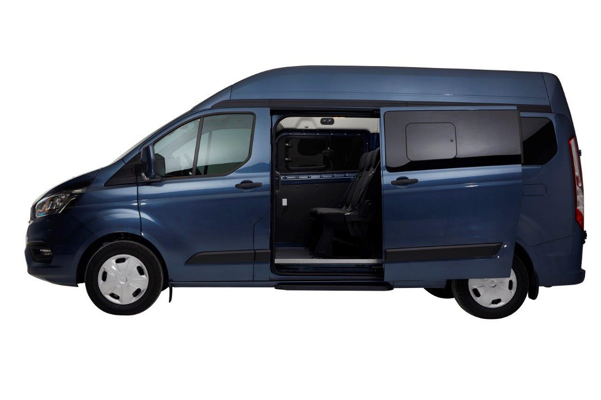 Ford Transit Custom WAV from Cartwright Mobility