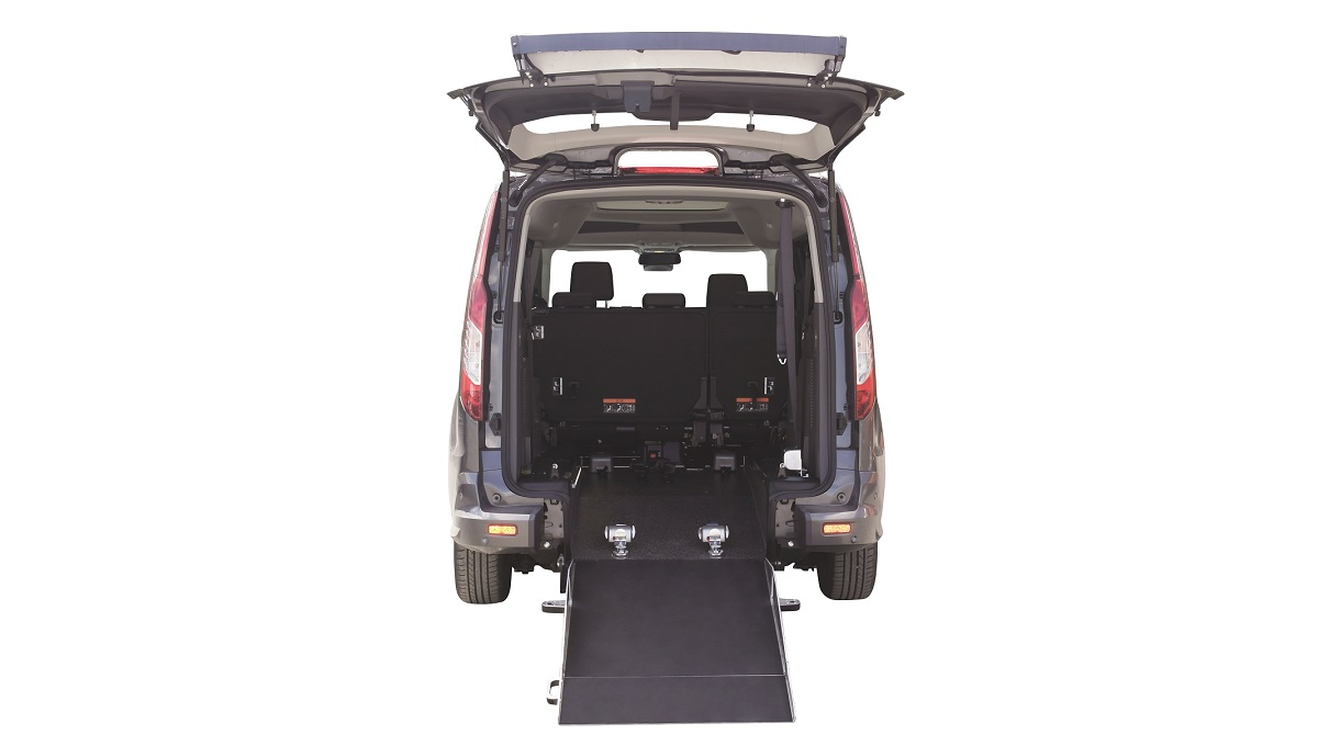 Rear passenger Ford Grand Tourneo Connect WAV