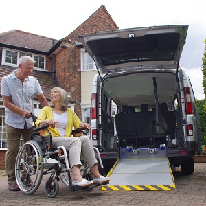 Getting a WAV through Motability