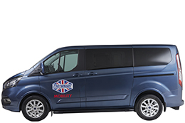 Ford Tourneo Custom WAV