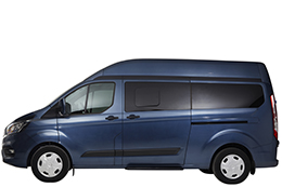 Ford Transit Custom WAV